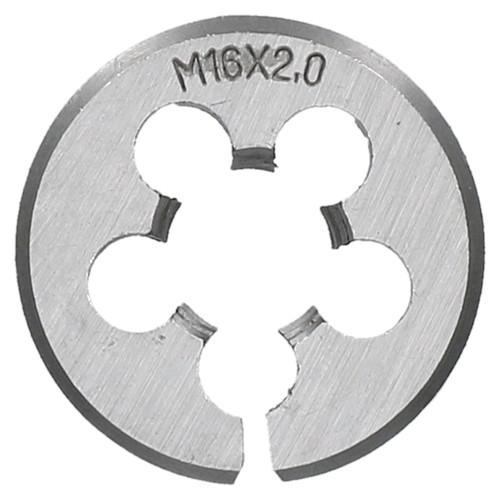 """M16 x 2mm Metric Die Nut, Tungsten Steel, Thread Cutter 1.5"""" (38mm) TD037"""