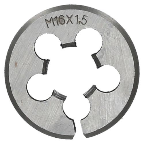 """M16 x 1.5mm Metric Die Nut, Tungsten Steel, Thread Cutter 1.5"""" (38mm) TD038"""