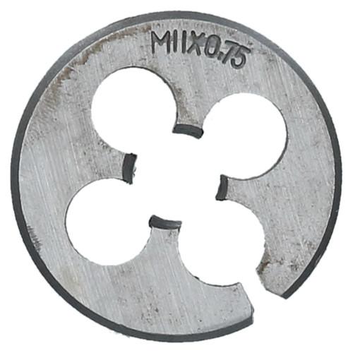 """M11 x 0.75mm Metric Die Nut, Tungsten Steel, Thread Cutter 1.5"""" (38mm) TD052"""