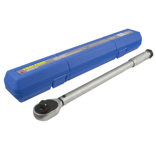 "1/2""dr Ratchet Torque Wrench 42Nm to 210Nm TE024"
