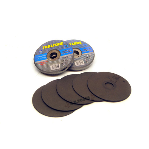 """Cutting Discs 4 1/2"""" (115mm) Angle Grinder Air Cut Off 3.2mm Thick 20 PACK TE251"""