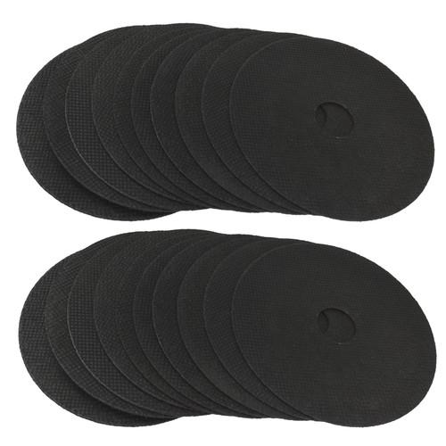 "4 1/2"" Stainless Steel Cutting Discs Ultrathin Aluminium Oxide (20 Pack) TE606"