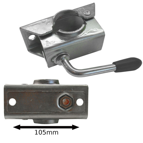 42mm Clamp for jockey wheel / prop stand TR023