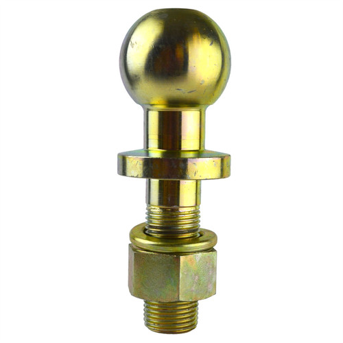 50mm Tow Ball / Bar Threaded Short Type for Recovery, Trike, Quad etc 22mm TR165