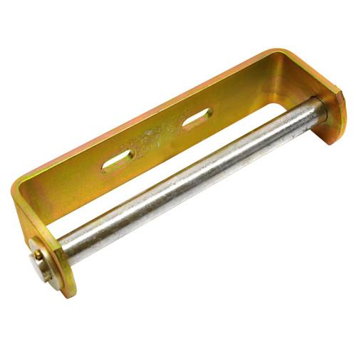 Boat / Jetski / Dinghy Trailer Roller Bracket 220mm 19mm Spindle UBR24
