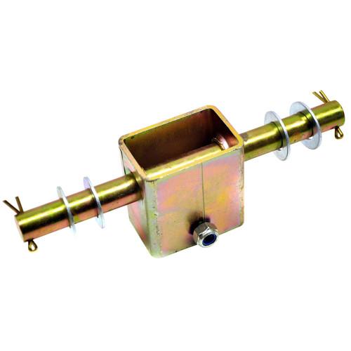 Boat / Jetski / Dinghy Trailer Roller Bracket 195mm, 16mm Spindle UBR28