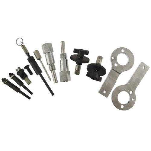 Engine Timing Locking Tool Kit For Vauxhall Opel Saab 1.3 / 1.9 CDTI Belt Replacement
