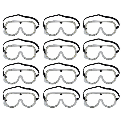 Safety Glasses / Goggles / DIY Eye Protection Industrial 12 Goggles AU045