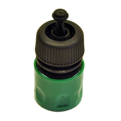 "1/2"" Quick Release Garden Hose Female Pipe Adapter With Stop Lock Fitting"