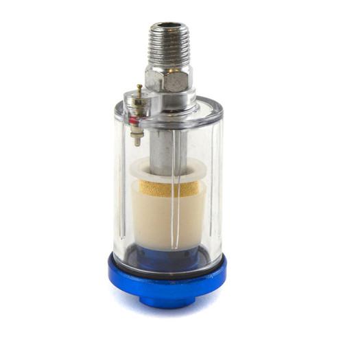 "1/4"" BSP In Line Moisture Trap Paint Spray Gun Air Bursh Filter Water Trap TE947"