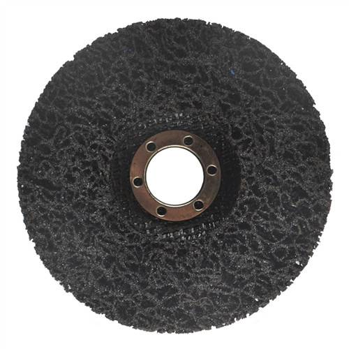 115mm Clean And Strip Disc Rust Paint Welding Spatter Removal For Angle Grinder