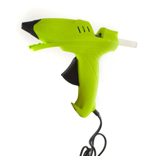 Glue Gun 40W Hot Melt Glue Heat Electric Trigger & 2 Glue Sticks Refills TE953