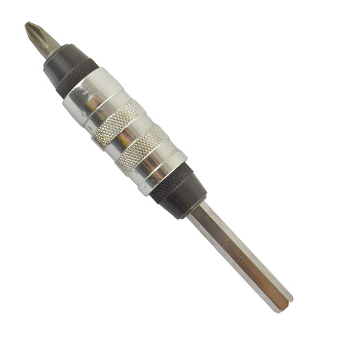 "Offline Driver Straight 1/4"" Hex Shaft Drilling Driving 15 Degree Off Centre SIL340"