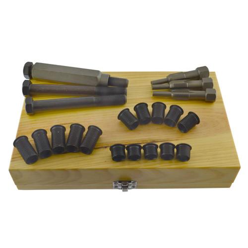 Glow Plug Cylinder Head Metric Thread Repair Restorer Tap Kit M12 x 1.25mm