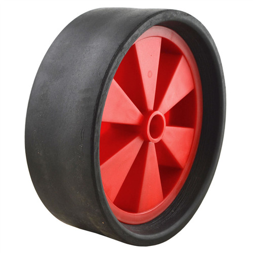 "Dinghy Boat Launch Trolley Wheels 10"" Sand Hopper Solid Rubber Tyre TRSP44"
