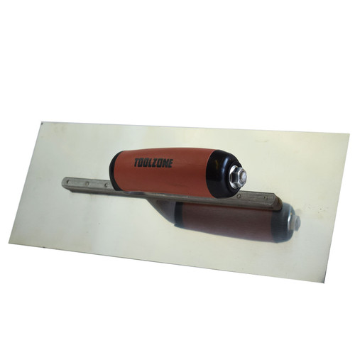 Plaster Trowel Float 330 x 130mm Soft Plastering Skimming Tiling Soft Grip TE959