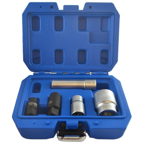 5pc Socket Set for Bosch VE Diesel Fuel Injection Pumps Pump Remover Installer