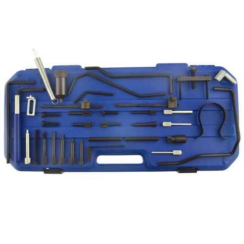 Citroen and Peugeot Petrol and Diesel engine timing locking tool kit AT416