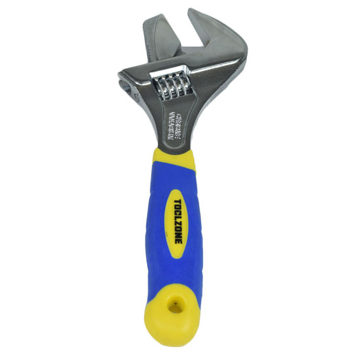 """10"""" (250mm) Adjustable Spanner Wrench Monkey Pipe Wrench Plumbers (0-52mm)"""