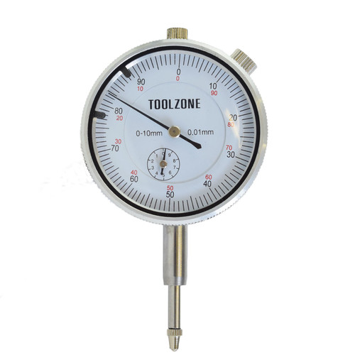 Metric Dial Test Indicator > DTI Gauge / Clock Gauge Measuring Precision