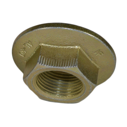 Alko Axle Axles Trailer Brake Drum Hub Nut One Shot 27mm x 2.0mm M27