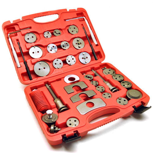 Brake calliper  wind back kit 35pc left and right handed by BERGEN AT459
