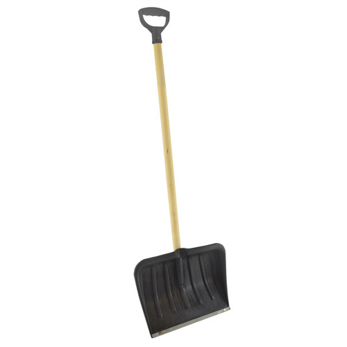 1 Long Handle Snow Leaf Grass Shovel Scoop Remover Removal Clearer Clearing