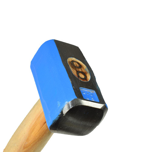 Double Face Sledge / Lump Hammer Genuine Hickory Handle Shaft 2.5lbs 1.13kgs