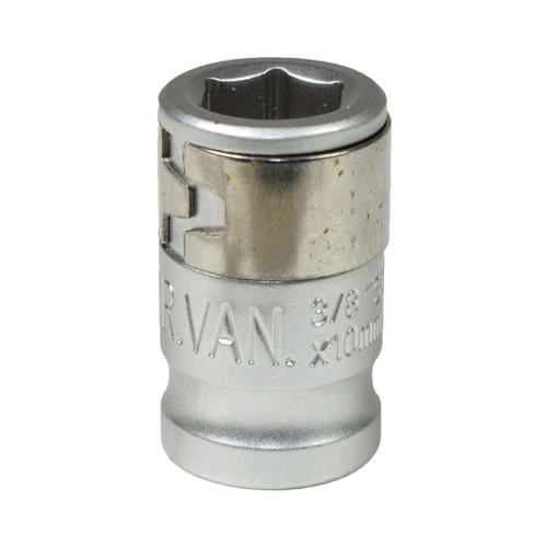 "3/8"" Drive 10mm Hexagon Screwdriver Bit Holder Adaptor Adapter Socket Retainer"