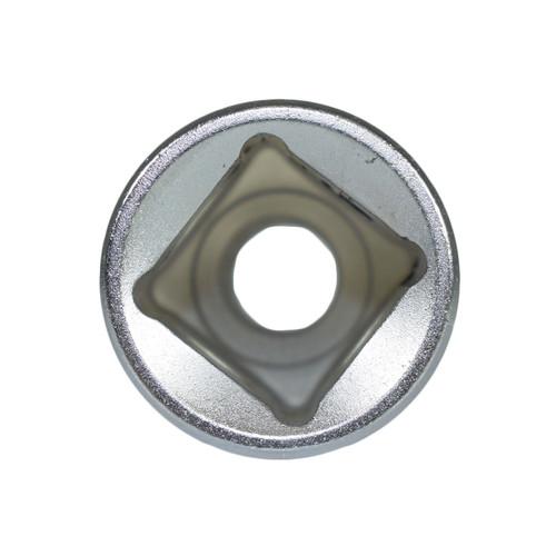 "1/2"" Drive 10mm Metric Super Lock Shallow 6-Sided Single Hex Socket Bergen"