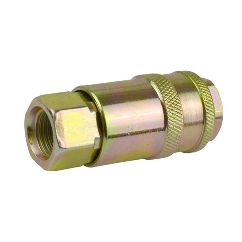 """1/4"""" BSP Female Quick Release Fitting PCL 