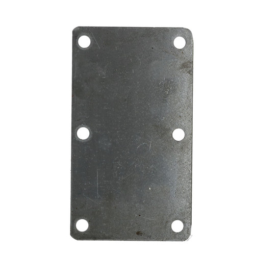 350KG & 500KG Mounting Plate (Single) Suspension Welding On Plate 6 Hole