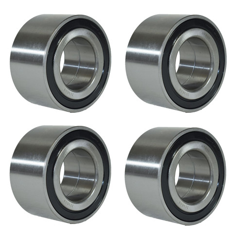 4 Sealed Wheel Hub Ball Compact Bearing ALKO Euro hub ID42 x OD80 x W42mm