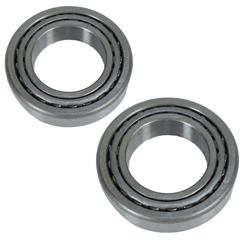 2 Trailer Taper Tapered Roller Bearings ID 29 x OD 50.29 x W 14.22 Unbraked Hub