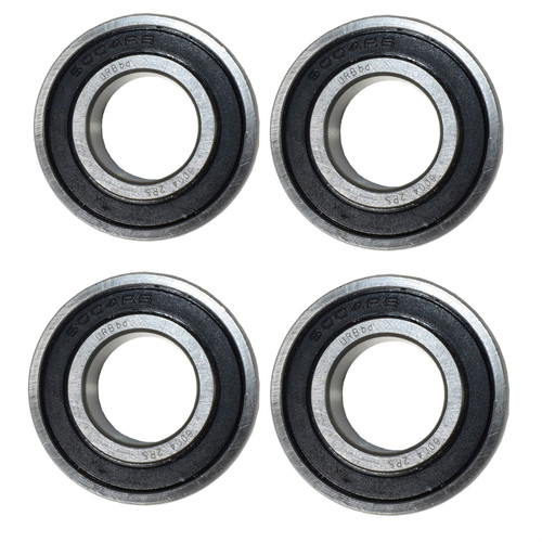 4 DAXARA Sealed Trailer Wheel Hub Ball Compact Bearings ID20 OD42 W12mm