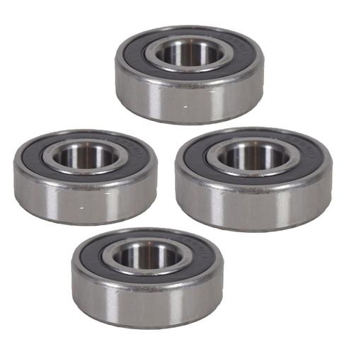 4 ERDE Sealed Trailer Wheel Hub Ball Compact Bearings ID20 x OD47 x W14mm