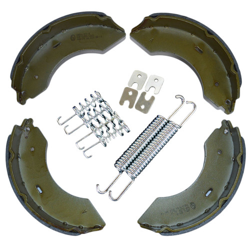 Trailer Brake Shoe Replacements Spring Kit 230mm x 60mm 1800KG ALKO Axle