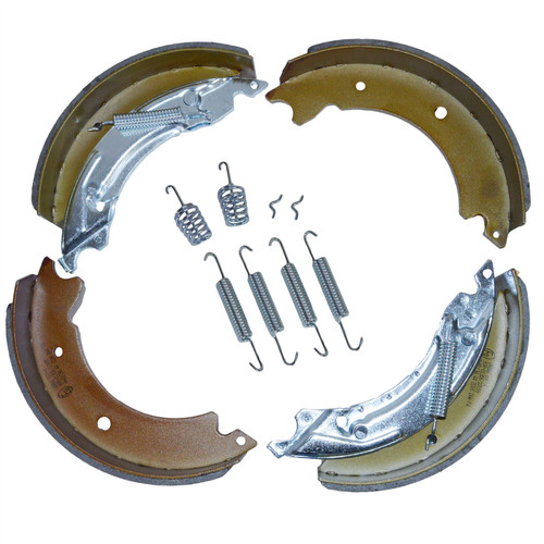 Trailer Brake Shoe Replacements Spring Kit 200 x 50mm For KNOTT Brian James