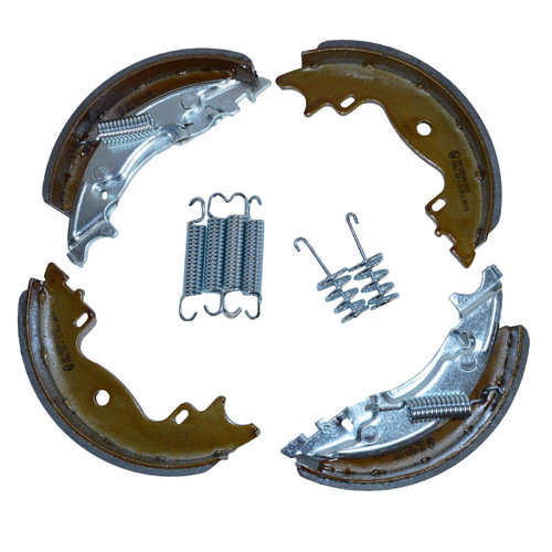 Trailer Brake Shoe Replacements Spring Kit 160 x 35mm For KNOTT Brian James