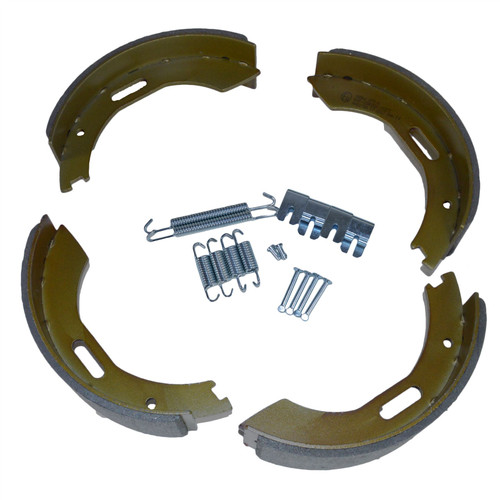 Trailer Brake Shoe Replacements Spring Kit 200mm x 50mm For BPW Style Axles