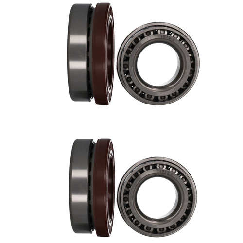 2 Trailer Bearing Kit For Bradley Indespension Ref ISHU019  501349/10 15123/45