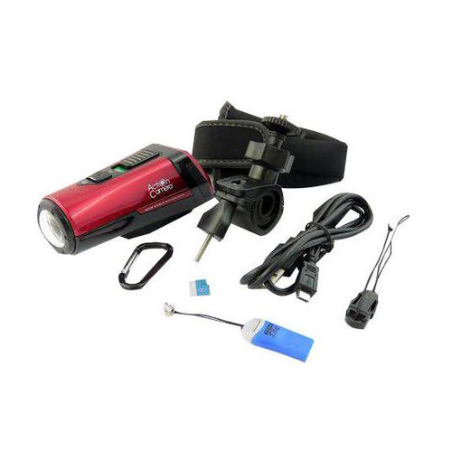 Action Plus Camera Cam / Video Recorder Waterproof Camcorder Sports
