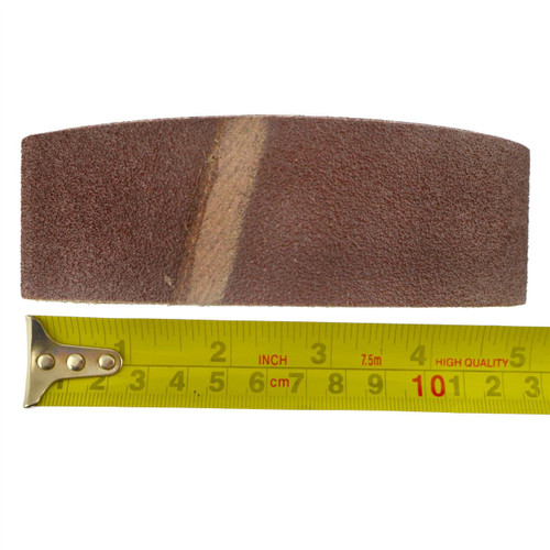 Belt Power File Sander Abrasive Sanding Belts 305mm x 40mm Mixed Grit 20pk
