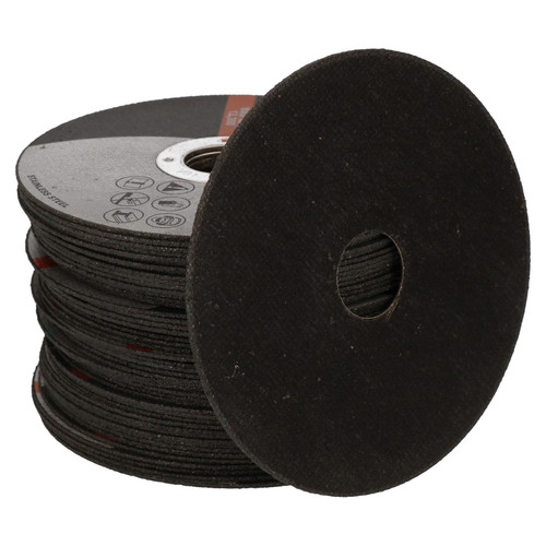 """4-1/2"""" / 115mm Angle Grinder x 1mm Thin Metal Steel Cutting Discs Disc 50pc"""
