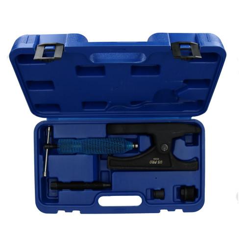 Heavy Duty Hydraulic & Manual Ball Joint Splitter - 12 Ton Remover Breaker