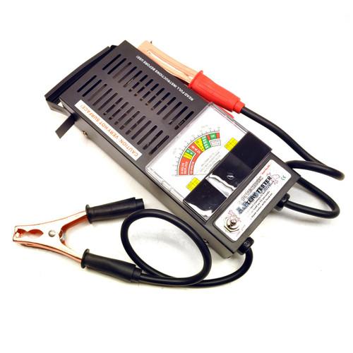 6v / 12V 100 amp battery load and charging tester AT604
