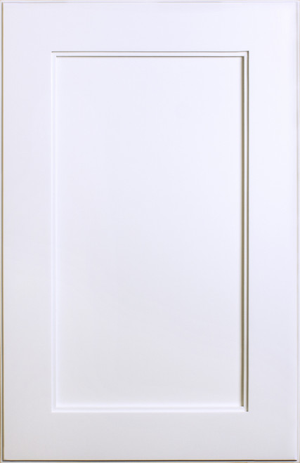 Unfinished Shaker Style Recessed Medicine Cabinet 14x24