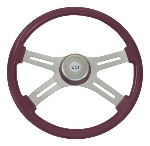 Classic - Purple - Matching Bezel
