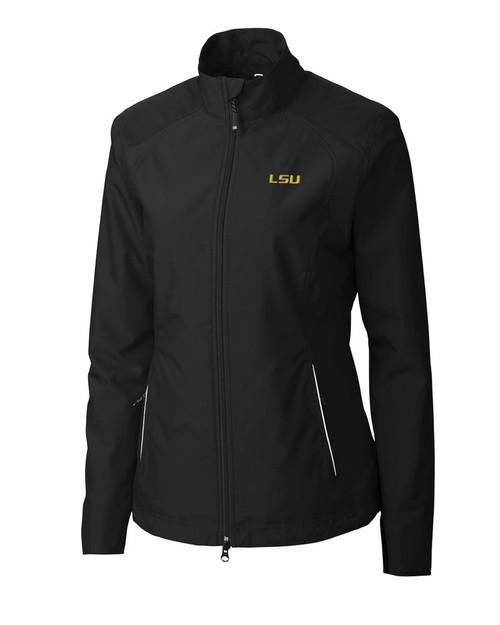LSU Tigers Women's CB WeatherTec Beacon Full Zip Jacket