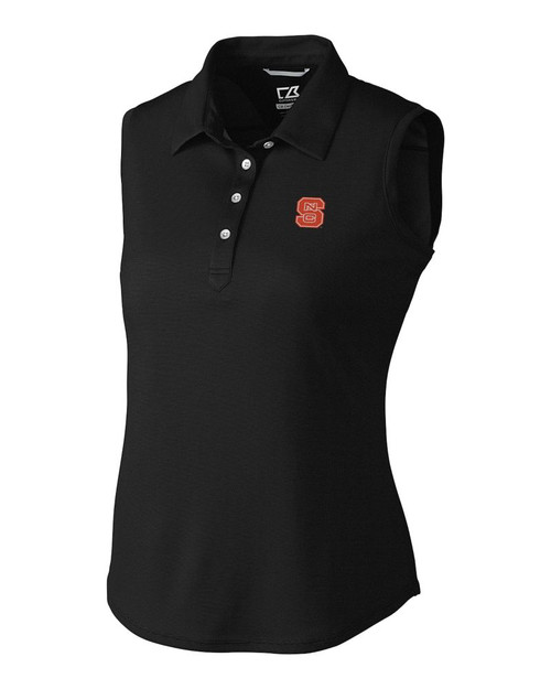 NC State Wolfpack Women's CB DryTec Clare Polo